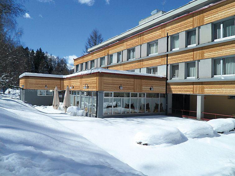 Lägenhet för upp till 4 personer med 2 rom på Residence Kristall - Marilleva