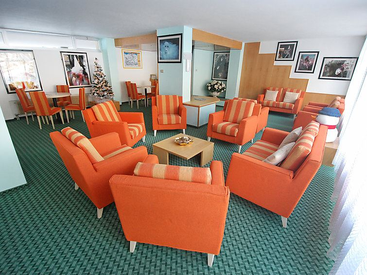 Leilighet for opp til 4 personer med 2 rom på Residence Kristall - Marilleva