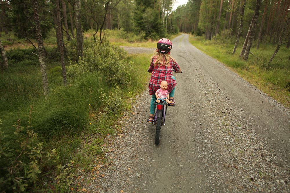 Mattias Bokinge - Bokinge Bild, Biking Trails in Vaggeryd municipality