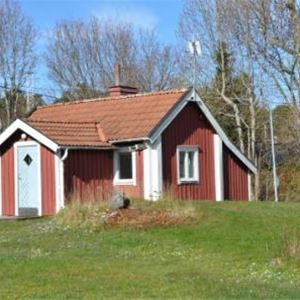 Little red cottage for rent in Grisslehamn