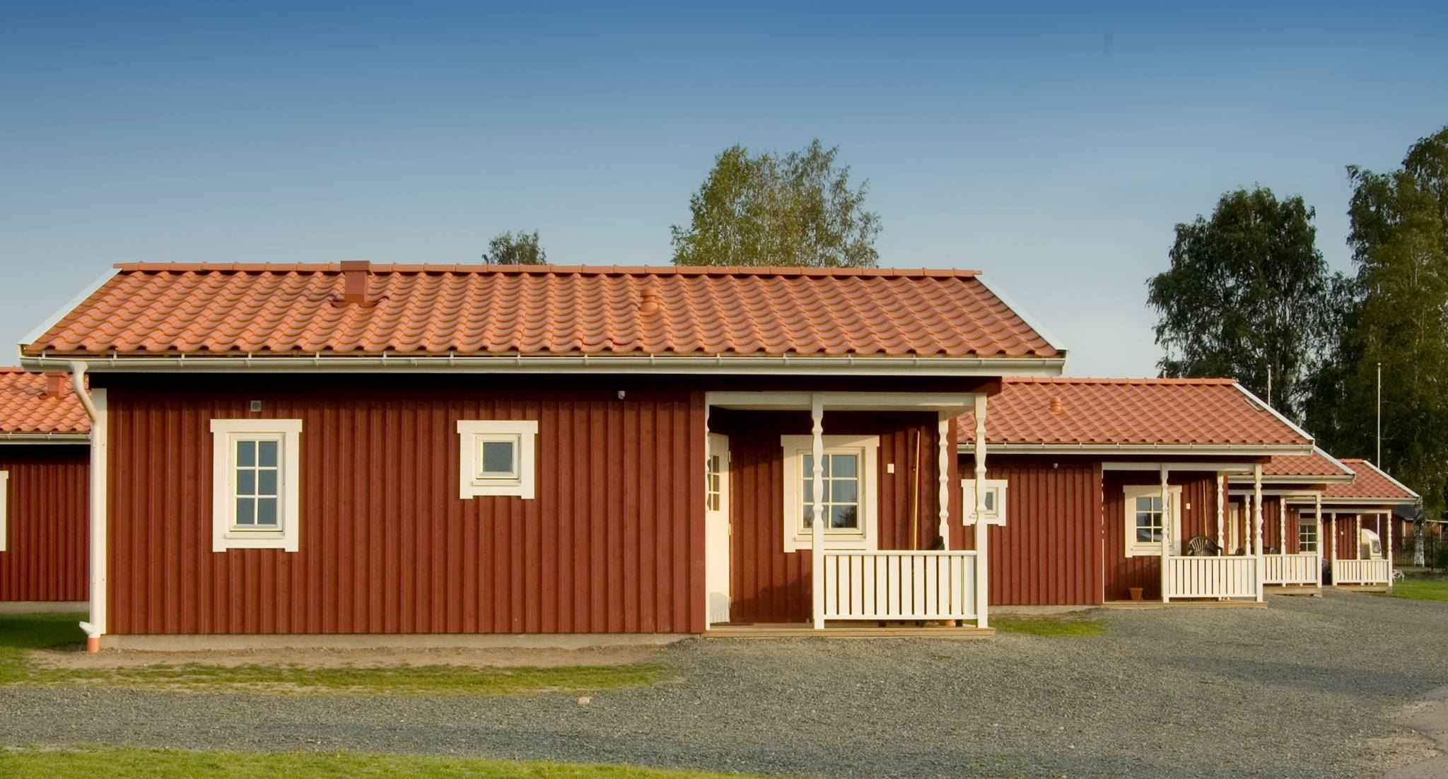 Sunne Camping och Sommarland/Stugor