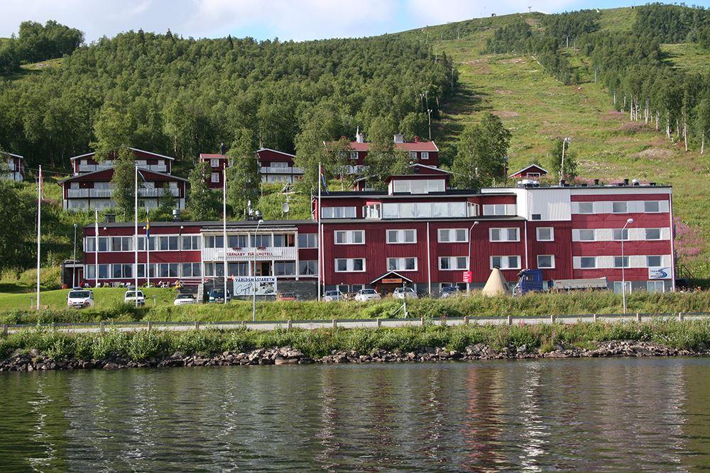 Tärnaby Fjällhotell self-catering