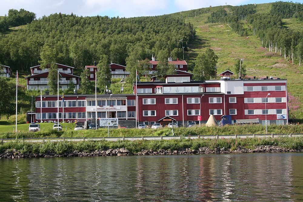 Tärnaby Fjällhotell - Hotellboende