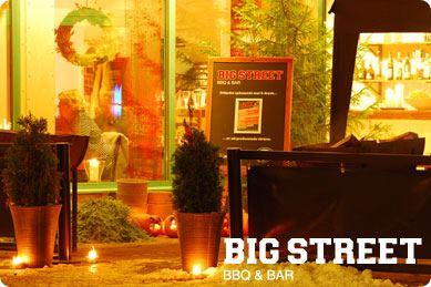 Big Street BBQ & Bar