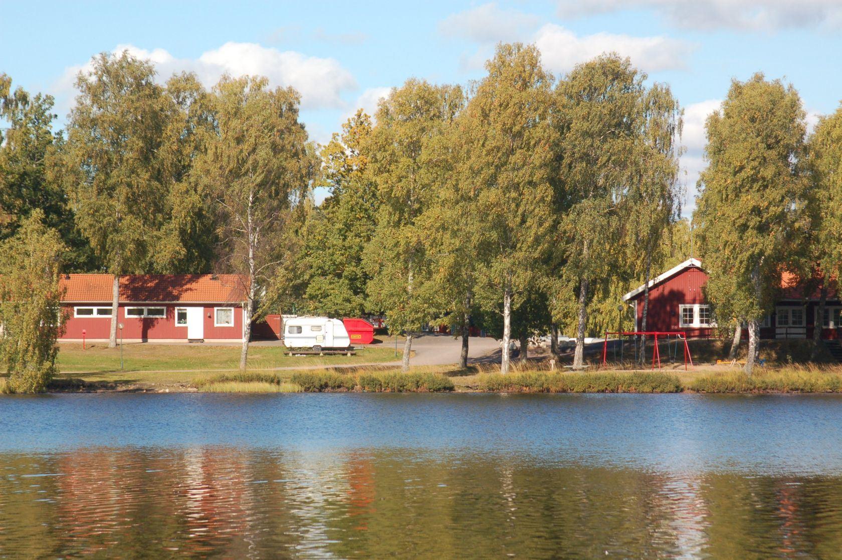 Sjötorpets Camping, Restaurang and Café/Cottages
