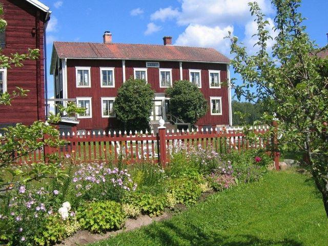 Hälsingegården Ol-Ers i Kulturreservatet Västeräng, Delsbo