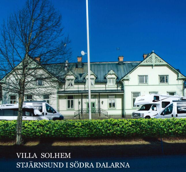 Ställplats Villa Solhem, Stjärnsund