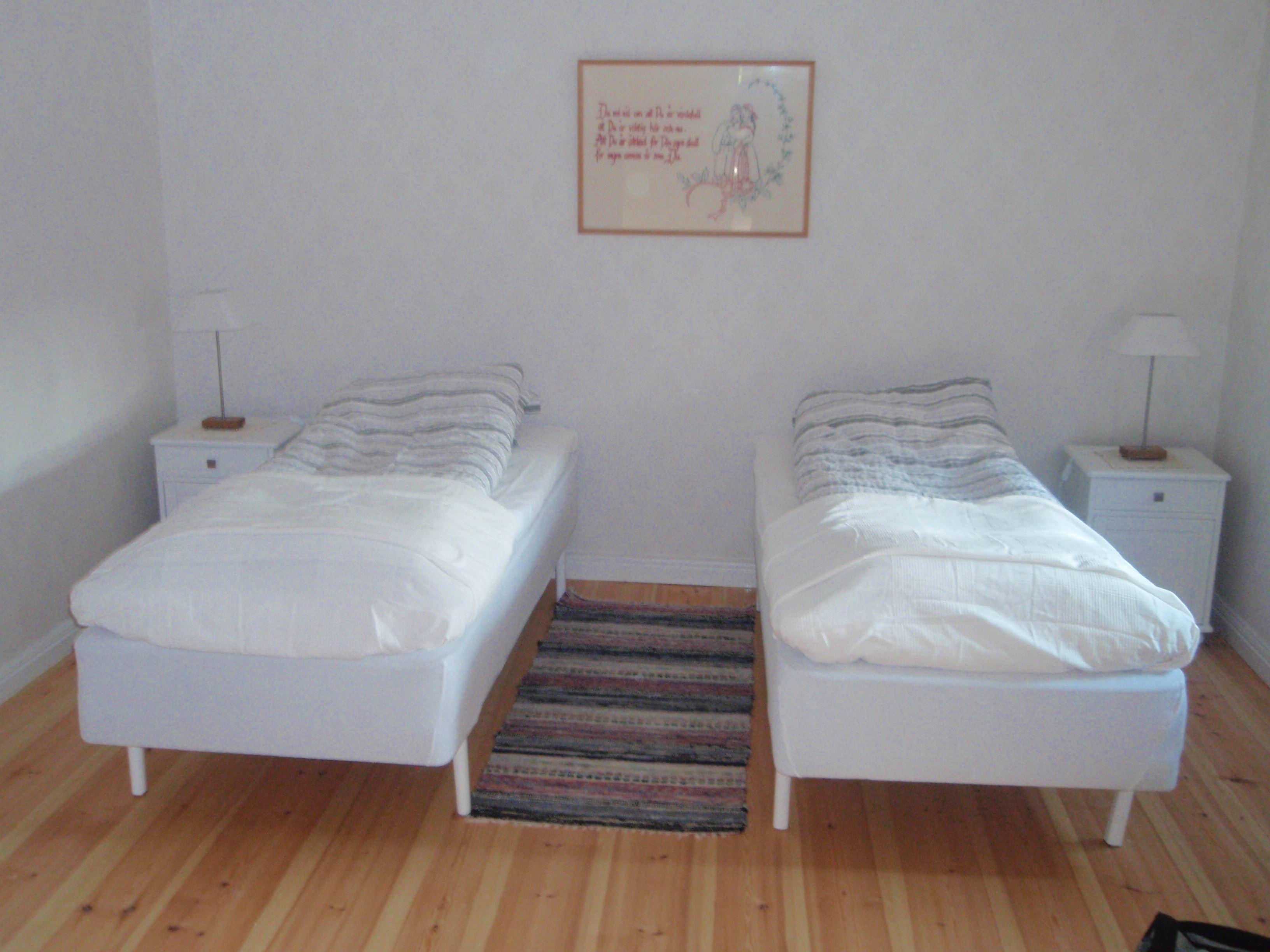 Bed & breakfast i Ersk-Mickels, kulturreservatet Västeräng