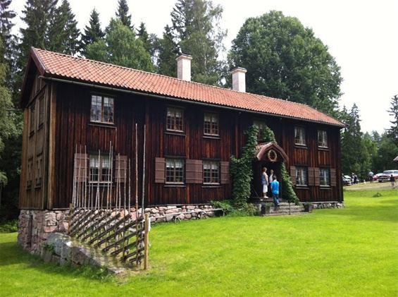 Gammelgården i Torsåker