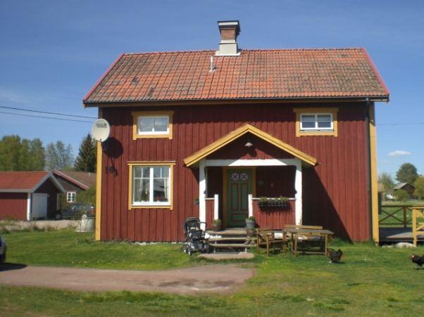 House M904, Tungärdsvägen, Sollerön, Mora