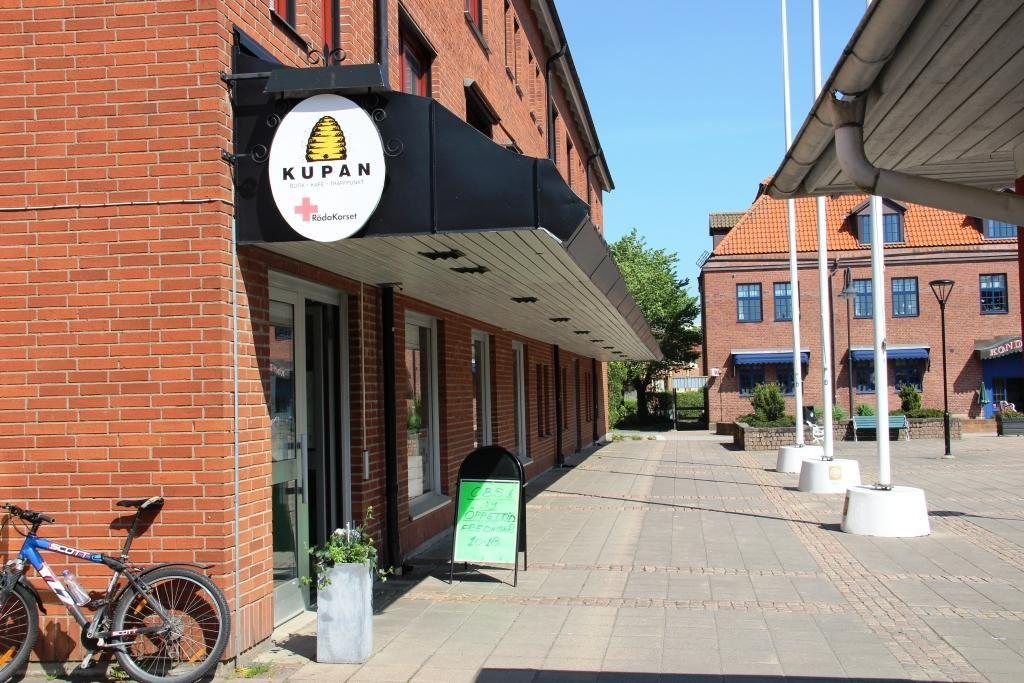 Vaggeryds kommun / Charlotta, Kupan - Röda Korset