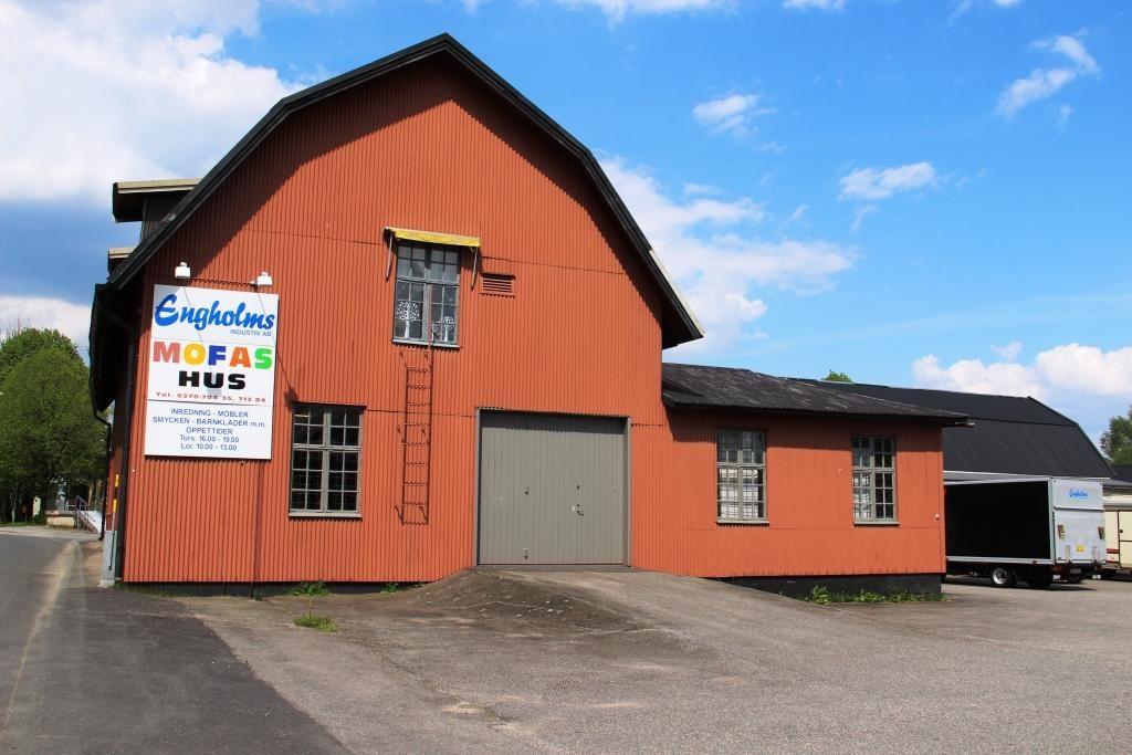 Vaggeryds kommun / Charlotta, Mofas House - Giftshop