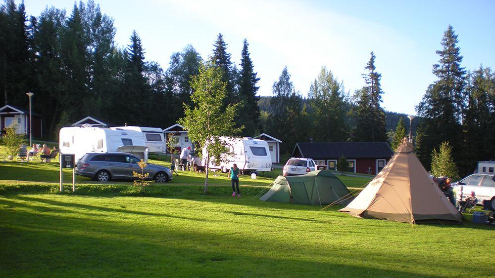 Ristafallet Camping & Restaurant