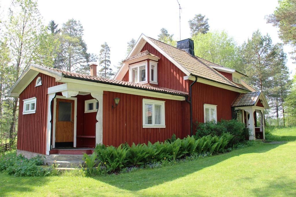 Stuga på Tallnäs - Britatorp