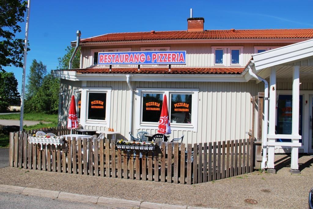 Vaggeryds kommun / Charlotta, Pizzeria Alexandra in Hok