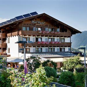 Gartenhotel Crystal - Mayrhofen
