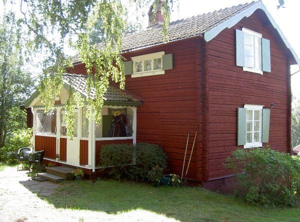 Inger Lundsjö,  © Inger Lundsjö, Ängsholsvägen, bädd och frukost