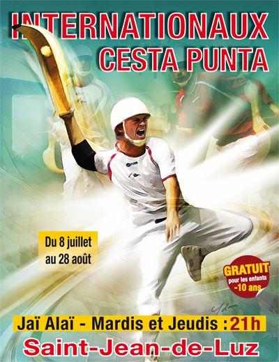 Trophée de Noël de Cesta Punta - Pro Am