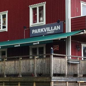Bo på Parkvillan