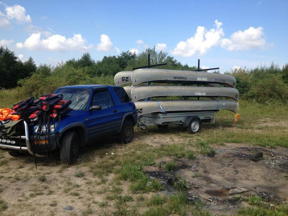 Båt och Kanotuthyrning i Ängelholm