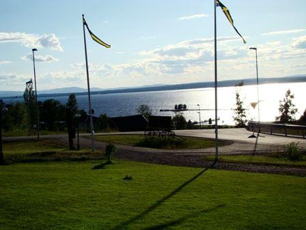 Bruntegården, Rättvik