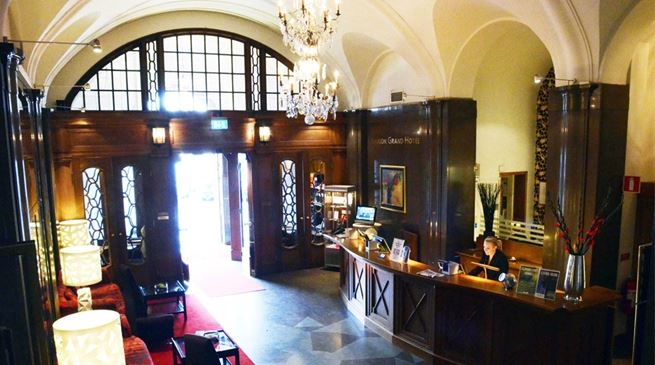 Clarion Hotel Grand Helsingborg