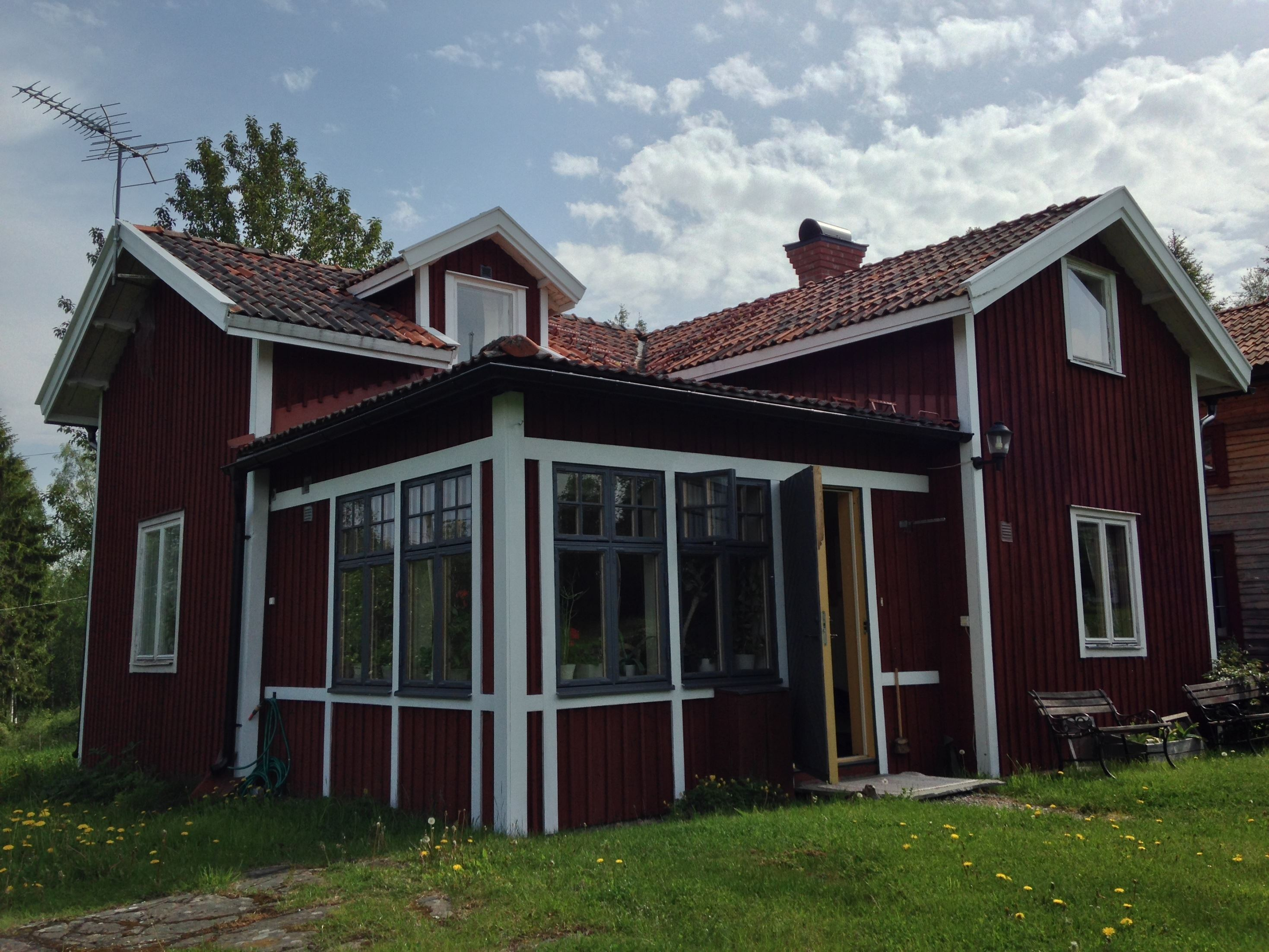 S5306 Hütte Näset Alnö