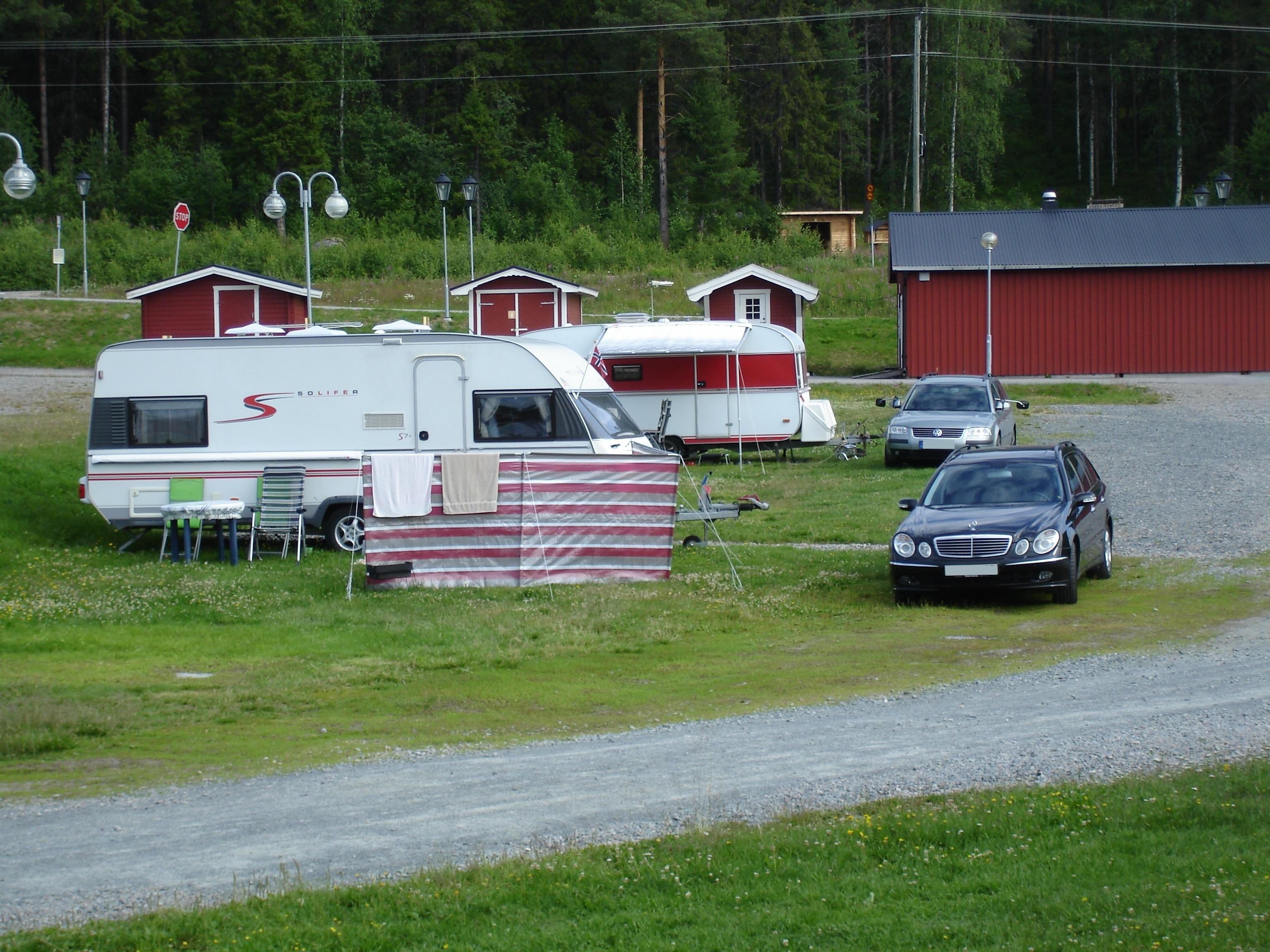Storforsens Camping/Camping
