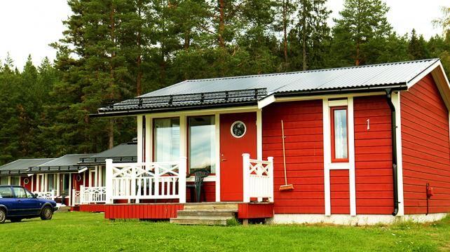 Storforsens Camping / Stugor