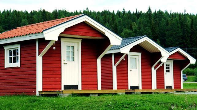 Storforsens Camping/Ferienhäuser