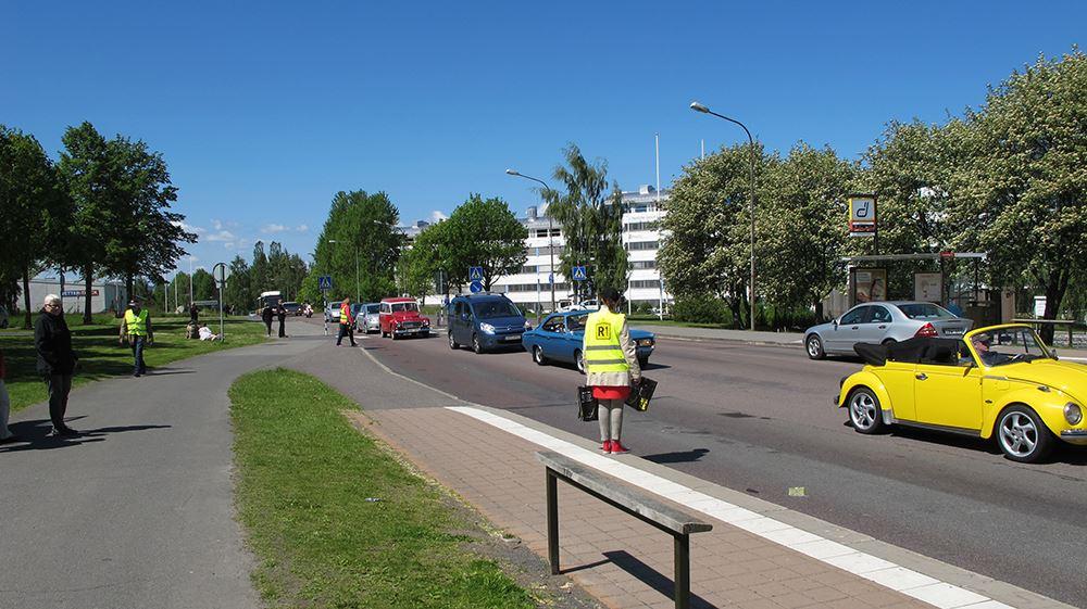 Touristenstraße R1-Riksettan