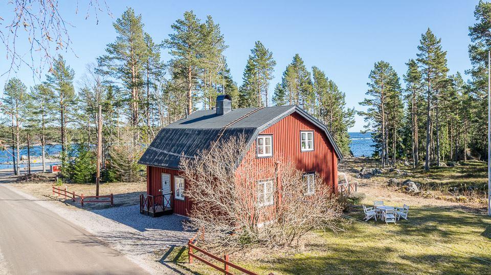 Hamnstugan i Galtströms Hamn