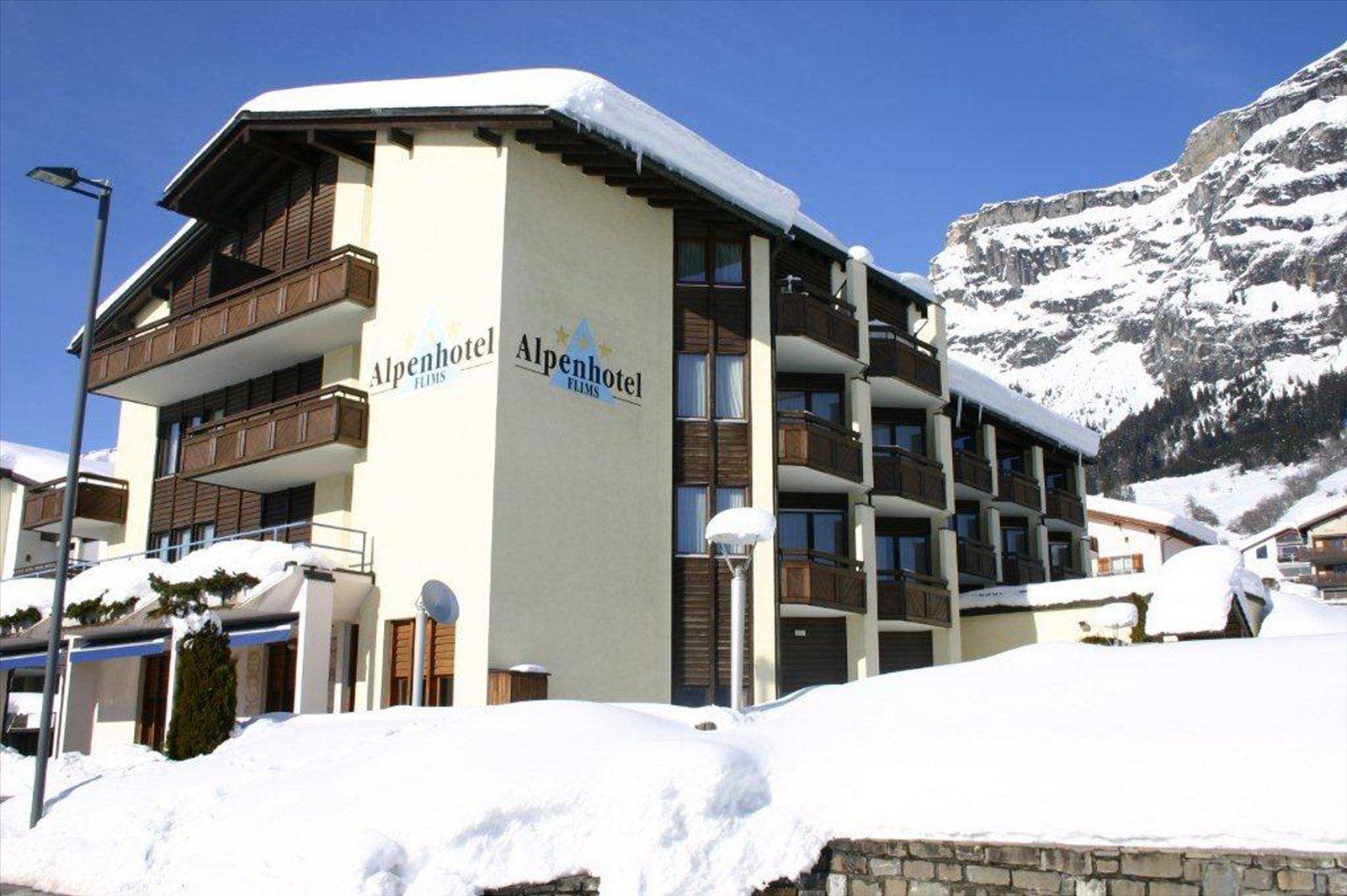 Alpenhotel Flims - Flims