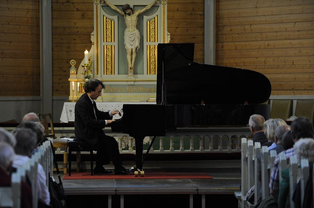 John-Arne Johannessen,  © John-Arne Johannessen, Lofoten Piano Festival
