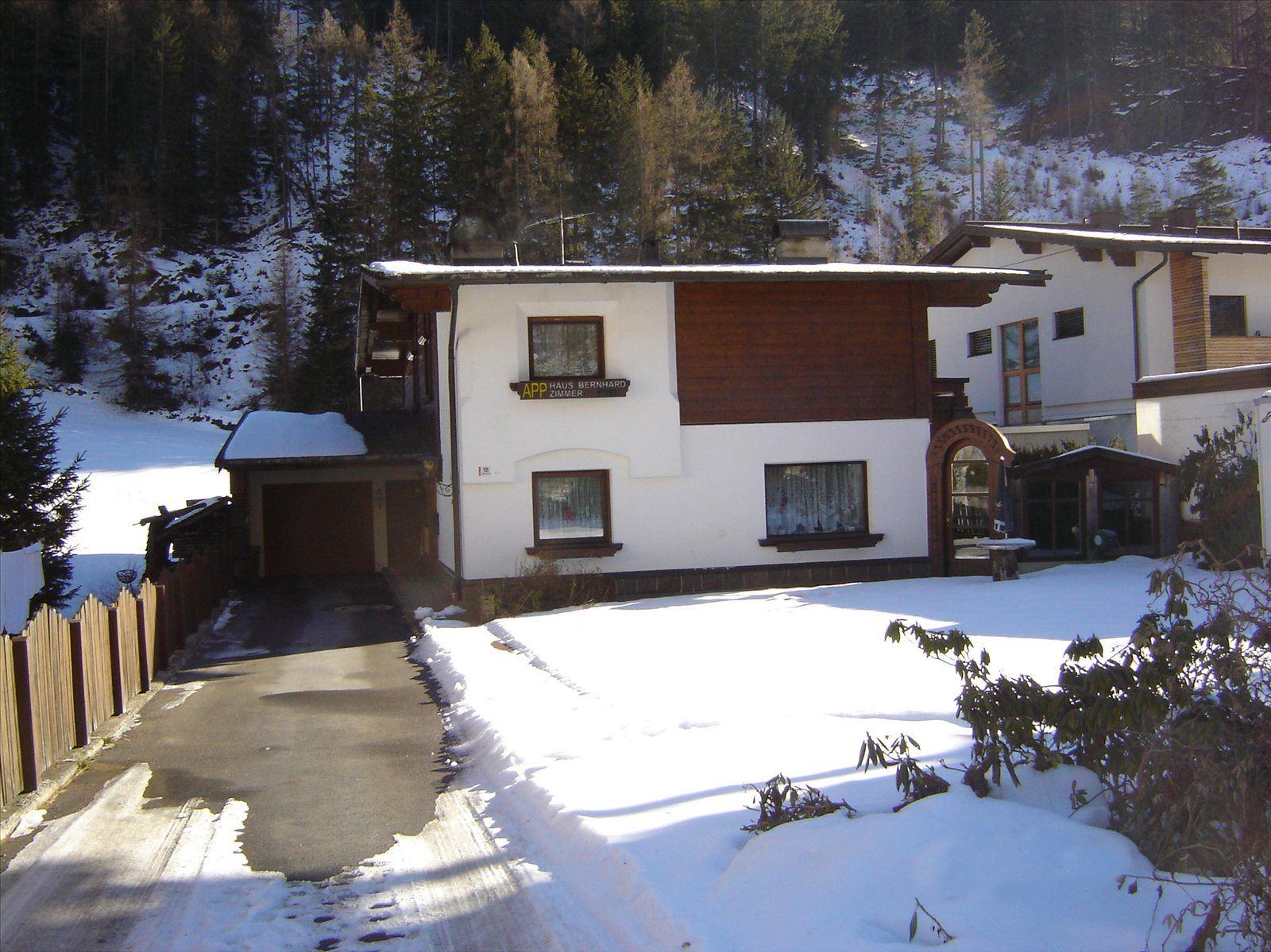Haus Bernhard Sölden