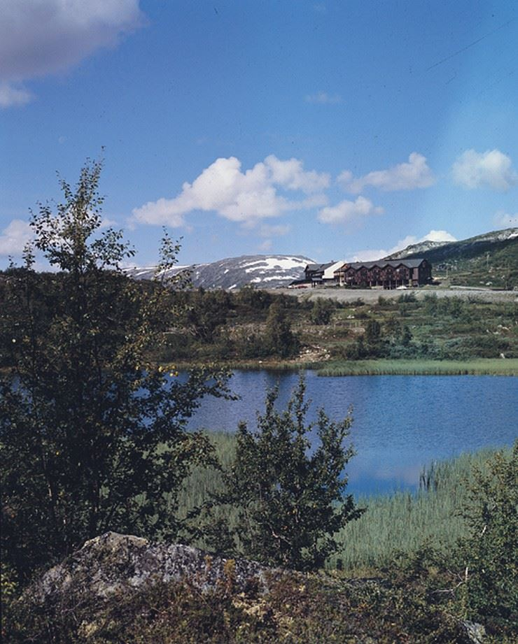 © Grotli Høyfjellshotell , Grotli Høyfjellshotell