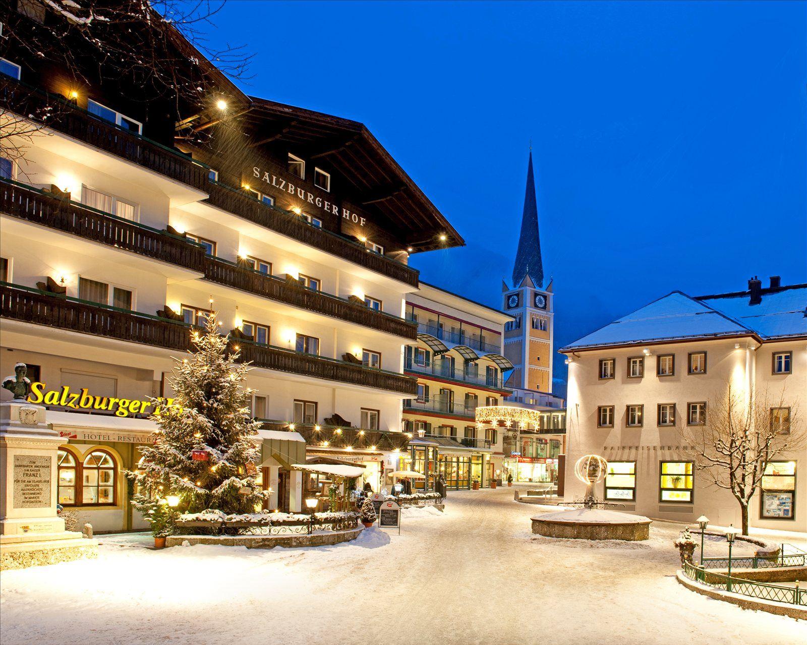 Der Salzburgerhof - Bad Hofgastein