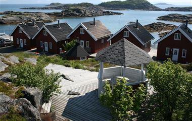 Hytte & Rorbuferie på Offersøy