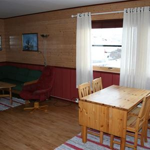 Motel rooms at Offersøy Feriesenter