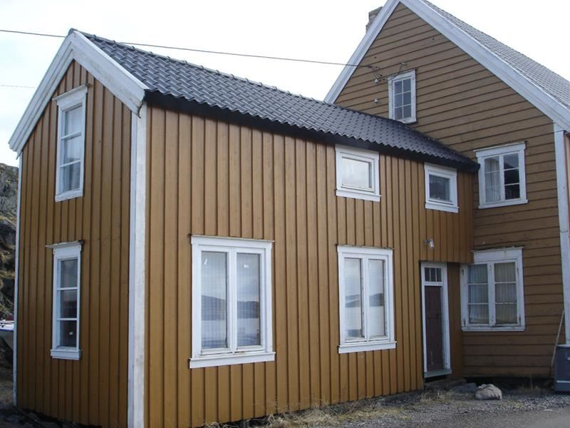 Sjøhus på Offersøy