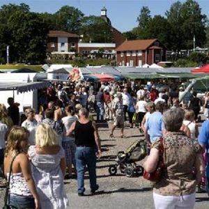 Marknadsplatsen/Dämsvägen Kristdala