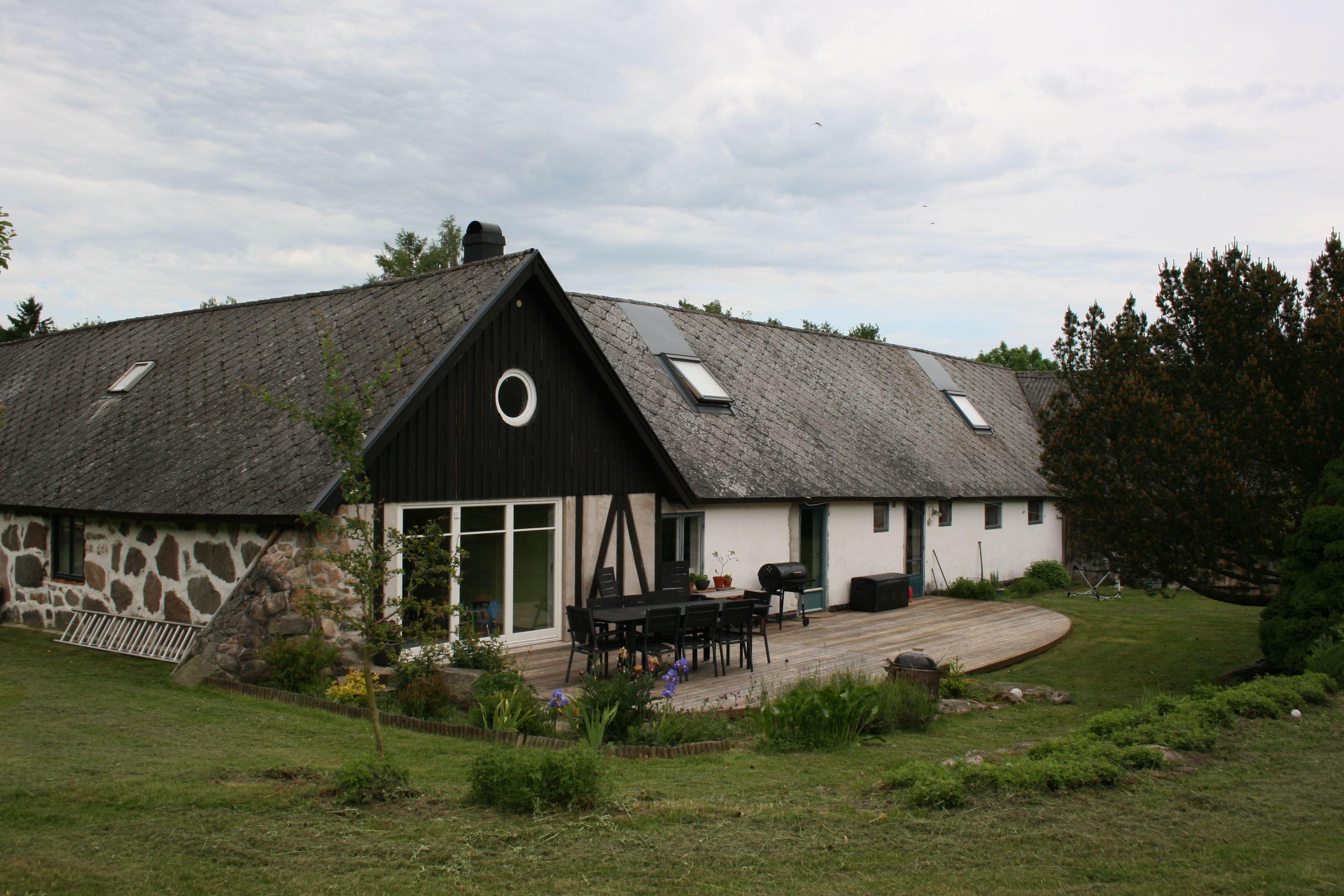 Stuga - Östra Sönnarslöv (Muriel Pinsonnais)