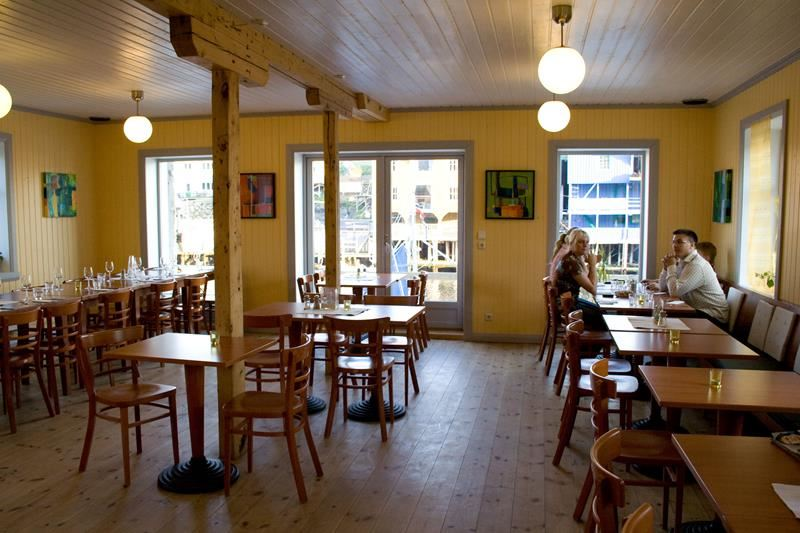 Ekspedisjonen restaurant and cafe