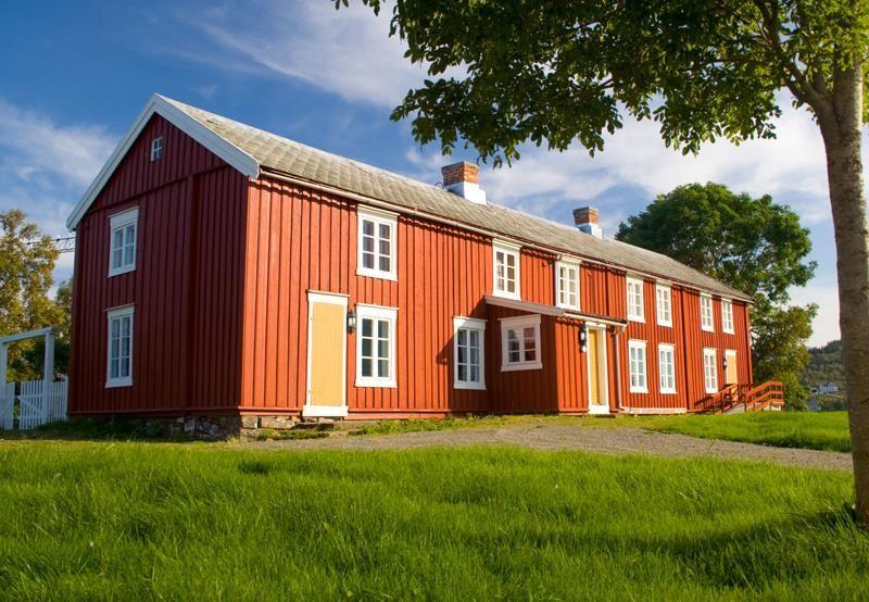 Øksnes museum - Museum Nord