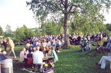 Musikcafé i Sikeå Hamn - Dansbandskväll med Good Fellaz