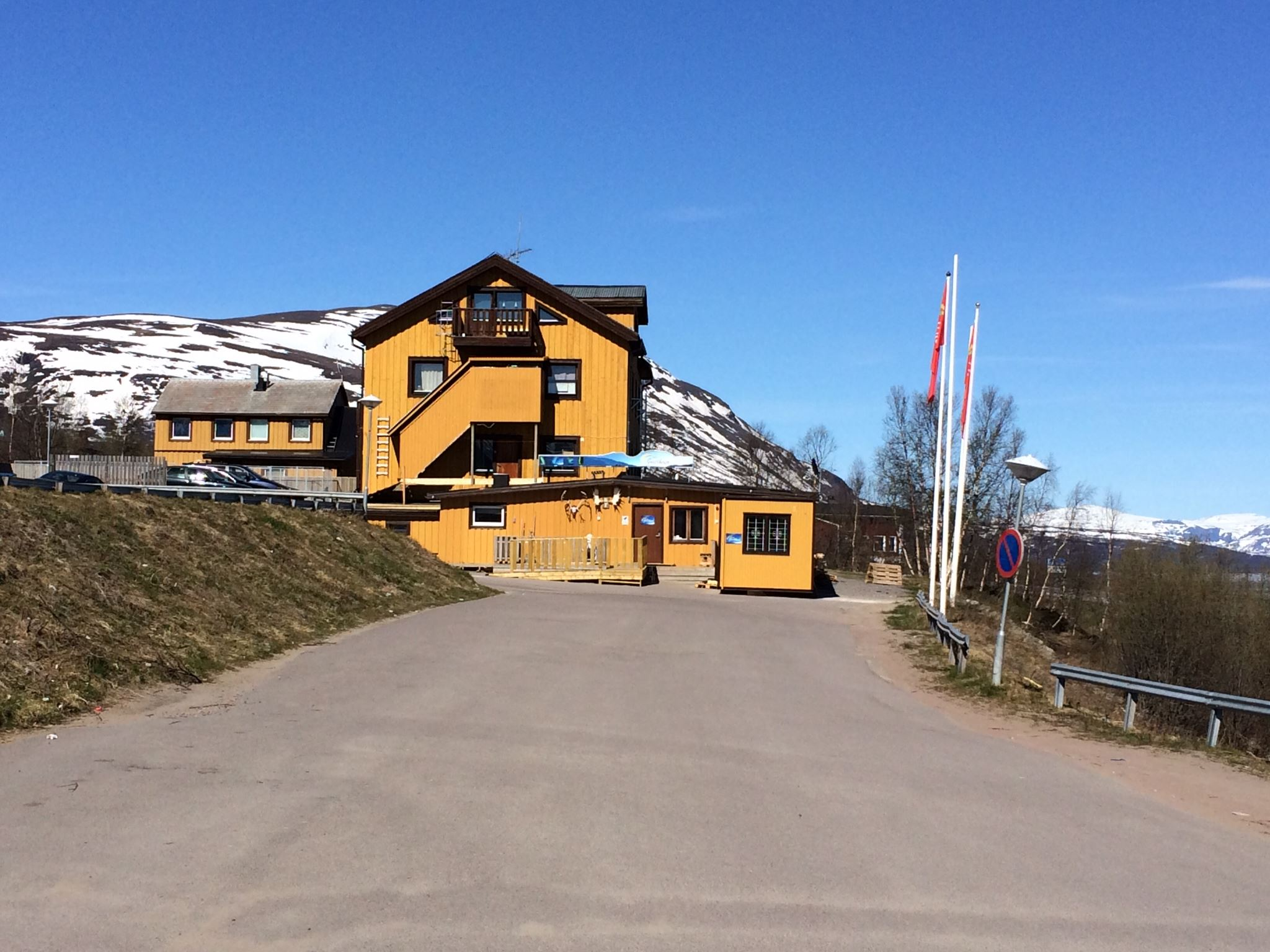 Abisko Guesthouse Hostel, SVIF