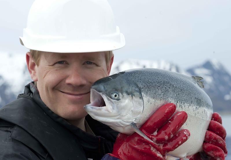 © Akvakultur i Vesterålen, Akvakultur in Vesterålen