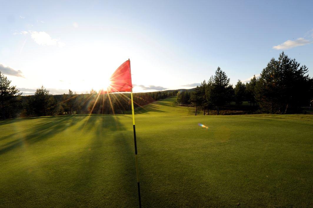 Greenfee Idrefjällens golfklubb