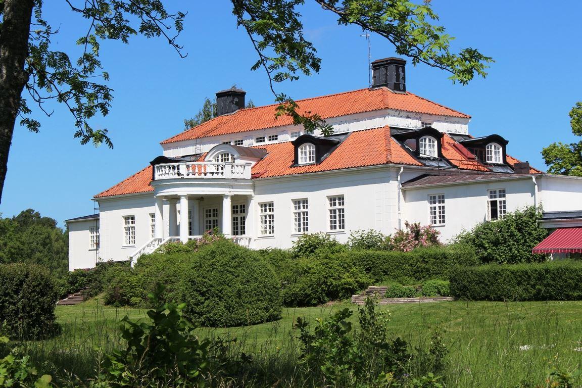 Liljeholmen Herrgård SVIF vandrarhem i Rimforsa, Linköping