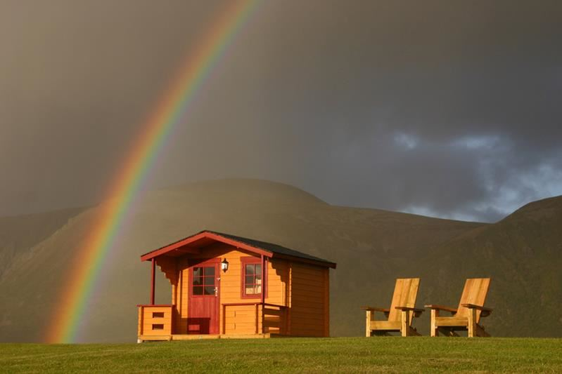 Beach Camping & Cabins at Stave